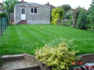 Refurbishing a lawn with Turf